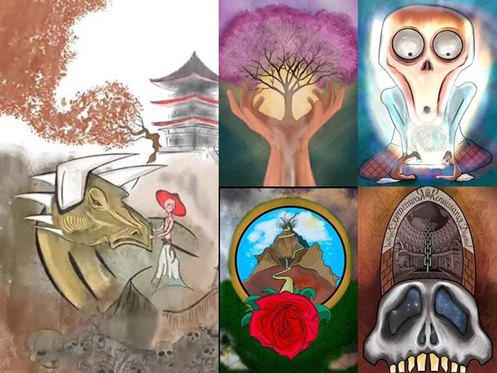 AddictedAlchemist Art - NFT Artist Yannic Besten